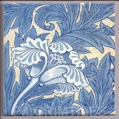 Arts & Crafts William Morris Tulip Tiles / Fireplace / Kitchen /  Bathroom