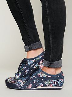 Onitsuka Tiger Audrey Runner at Free People Clothing Boutique Super love these!!!