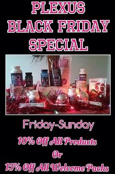 """Last day!! Get your Plexus health supplements at 10% off...order as a """"preferred"""" customer with auto ship and get another 10% off! #vitamins #probiotic #weightloss #energy #proteinpowder #painrelief Plexus has quality and convenience of online ordering! Do it for yourself! Do it today! http://www.moorekim.myplexusproducts.com"""