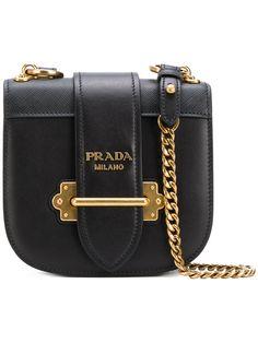 c480387ec830 PRADA Cahier cross-body bag.  prada  bags  shoulder bags  leather