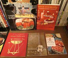 Yard Sale - Vintage Cooking Pamphlets