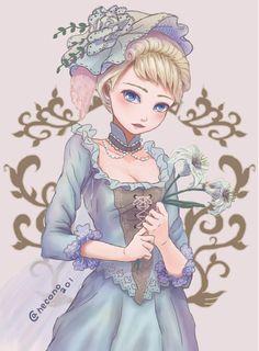 Elsa by Canecono