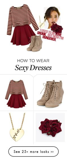 """Untitled #1473"" by musicfasionbooks on Polyvore featuring Marc by Marc Jacobs"
