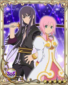 Yuri and Estelle