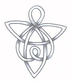 Celtic Angel