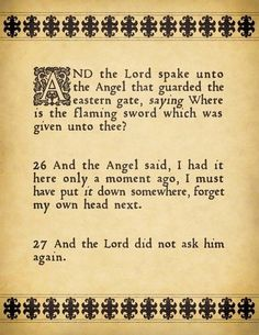 Good Omens quote Discworld