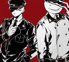 The Crossover Manga/Anime, Saitama (ONE PUNCH MAN), Korosensei (ANSATSU KYOUSHITSU/ASSASSINATION CLASSROOM)