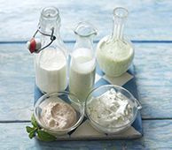 FAGE Total Mint and Garlic Dressing with FAGE Total Greek Yogurt