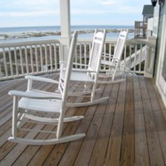 Holden Beach, NC -- love the porch