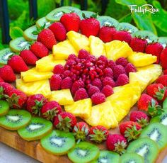 Ideas fruit platter ideas for kids simple Fruit Dishes, Eat Fruit, Fruit Trays, Fresh Fruit, Fruit Art, Raw Food Recipes, Cooking Recipes, Cooking Tips, Salad Recipes