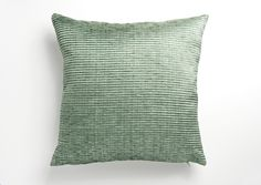 CB Home Simplicity Cord Chenille x Cushion Cover Green * Click image for more details. (This is an affiliate link) Green Cushion Covers, Pillow Covers, Cord, Cushions, Throw Pillows, Egg, Link, Image, Eggs