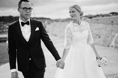 Wedding shoot by Sara Norrehed