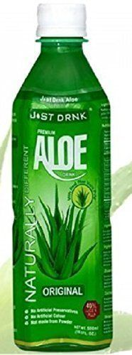 Just Drink Aloe Original 500ml (Pack of 12) - http://vitamins-minerals-supplements.co.uk/product/just-drink-aloe-original-500ml-pack-of-12/