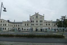 https://flic.kr/p/WfaEfz | Bahnhof Zittau,Hauptbahnhof Zittau,Busbahnhof | Erbaut 1859