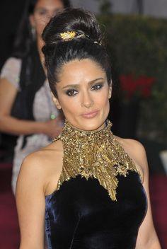 Salma Hayek Oscar 2013