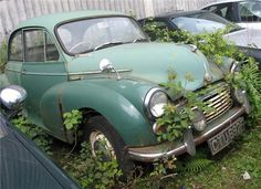 Tempted by the idea of tackling a classic car restoration? Garage Workshop Plans, Classic Car Restoration, Morris Minor, Abandoned Cars, First Car, Barn Finds, Old Trucks, Old Cars, Cars And Motorcycles
