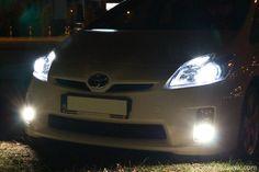 Żarówki Toyota OptiBlue. Jak świecą i czy warto?
