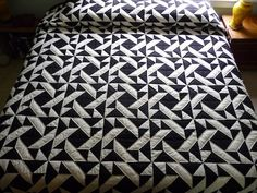 Amish Quilt Flying Martins Full View