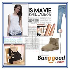 """""""Banggood.com 9"""" by damira-dlxv ❤ liked on Polyvore featuring vintage"""