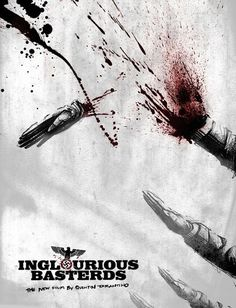 Inglorious Basterds | 24 Unofficial Movie Posters That Are Better Than The Real Posters