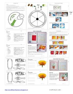 Plants: Life Science Interactive Notebook
