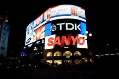 Picadilly Circus by quaggymonster, via Flickr