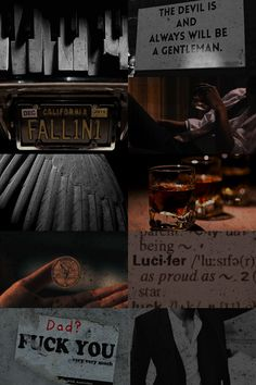'The angel Lucifer was cast out of Heaven and. - Fuck Your Aesthetic 'The angel Lucifer was cast out of Heaven and. - Fuck Your Aesthetic Angel Aesthetic, Aesthetic Collage, Tom Ellis Lucifer, Morning Star, Angels And Demons, Satan, Aesthetic Wallpapers, Character Inspiration, Devil