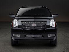 Cadillac Escalade.... What a beauty! :)