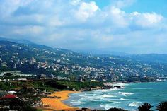 Byblos Beach, Lebanon.