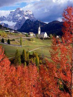Selva Di Cadore #Italy