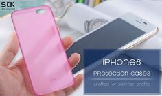 Did you meet our robust line of #protection #cases, exclusively available for iPhone6 - crafted to complement the slimmer profile of #iPhone6 #STKAccessories