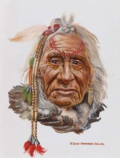 David Humphreys Miller (American, «Little Chief-Oglala Sioux Native American Face Paint, Native American Actors, Native American Paintings, Native American Pictures, American Indian Art, Native American History, American Indians, American Life, Blackfoot Indian