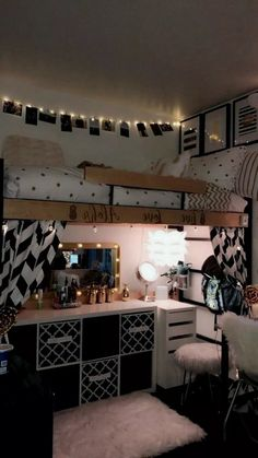 Sweety Dorm Room Decorating Ideas on A Budget is part of Rustic dorm room . Sweety Dorm Room Decorating Ideas on A Budget is part of Rustic dorm room Together with fall College Bedroom Decor, College Dorm Decorations, College Dorm Rooms, Diy Bedroom, Trendy Bedroom, Design Bedroom, Diy Small Bedroom, Teenage Room Decor Diy, Girl College Dorms