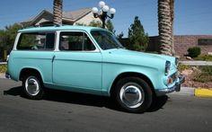 Show Car Bottom: 1966 Hillman Husky - http://barnfinds.com/show-car-bottom-1966-hillman-husky/