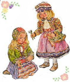 Sisters ~ Christine Haworth