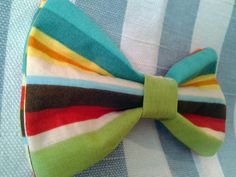 www.dapperadornments.etsy.com. Charming clip on bow ties! EPiC Arts Festival.
