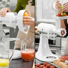 KitchenAid Citrus Juicer attachment