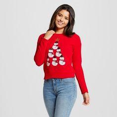 Xhilaration Women's Happy Holla Days Sweater - Xhilaration (Juniors')