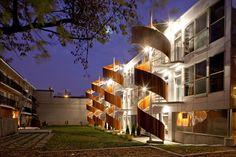Les Quatres Arbres, Montreal Boutos & Pratte Architects