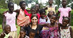 "Katie Davis - Amazima Ministries - Everyone should read her book, ""Kisses from Katie""!!"