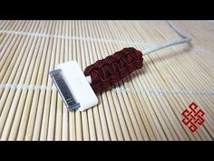 Paracord Life Hack: Protect your iPhone / iPod Cables with Paracord! - YouTube