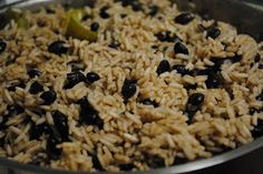The 'Chefski Digest: Moro de Habichuelas Negras (Rice and Black Beans)