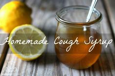 How to Make Natural Cough Syrup, Throat Soothing Too! Are you curious about making home remedies but a little nervous about actually using one? Here's a simple home remedy for children's coughs &a…