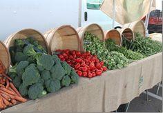 Very pretty produce display