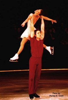 Gordeeva & Grinkov...favorite pair team ever