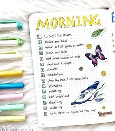 bujo morning routine If you've been thinking about starting a bullet journal for mental health or to help you manage anxiety, here's a list of ideas you can use to get started. Lately some therapists have even been . Bullet Journal Mental Health, Keeping A Bullet Journal, Self Care Bullet Journal, Bullet Journal Layout, Bullet Journal Inspiration, Journaling For Mental Health, Bullet Journal Ideas How To Start A, Bullet Journal Entries, Daily Bullet Journal