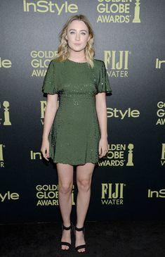 Saoirse Ronan in Michael Kors