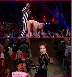 Miley Cyrus VMAs Mean Girls