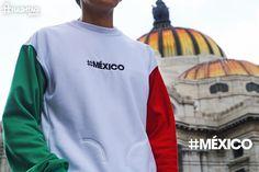 c4f1ee45260aa Sábado de aventuras por con la sudadera 🇲🇽  Hecho a mano en México  🙌  (sudadera mexico seleccion mexicana tricolor playera mexico marca mexicana  original ...
