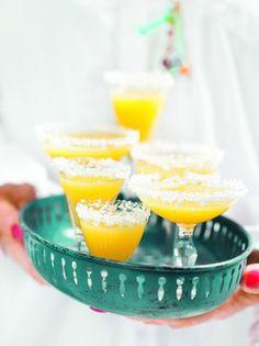 Den här drinken smakar sol och semester!